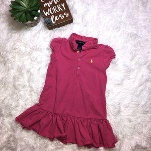 Ralph Lauren Golf Polo Dress